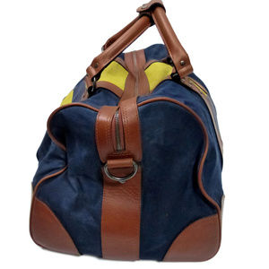 9fc8a0f35 Will Leather Goods Bags - Will Leather Goods Duffle Bag Blue Canvas Nike